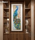 100-hand-painted-canvas-knife-pop-art-animal-oil-painting-Peacock-pictures-modern-decor-image-home-1.jpg