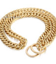 13mm-wide-Gold-Tone-Double-Curb-Cuban-Rombo-Link-316L-Stainless-Steel-Dog-Chain-Collar-Wholesale-4.jpg
