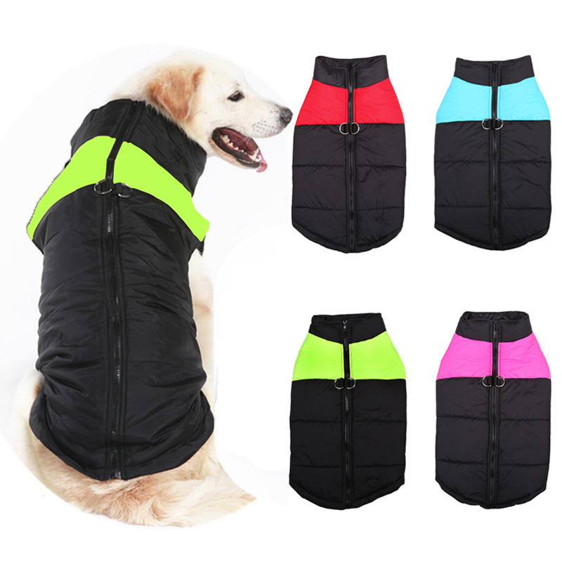 Winter Apparel For Large Dogs
