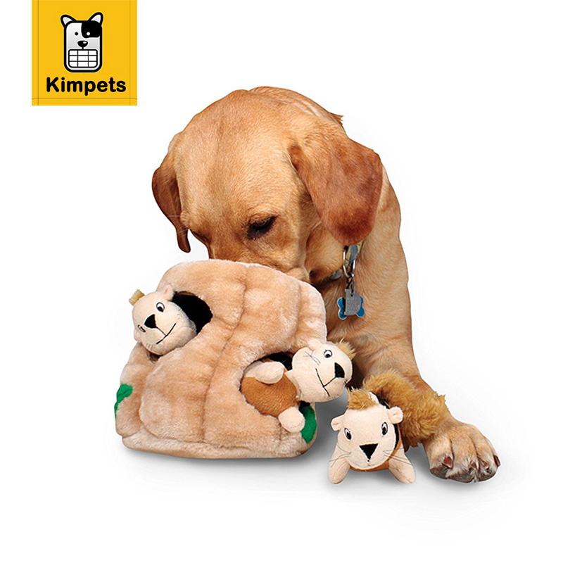 Plush Dog Toys That Make Animal Sounds