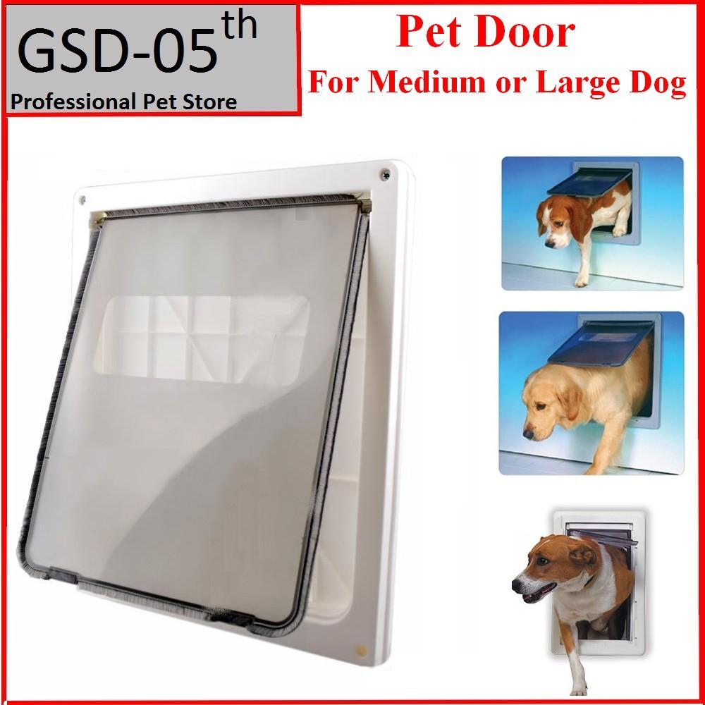 Large Pet Door Photos Wall And Door Tinfishclematis