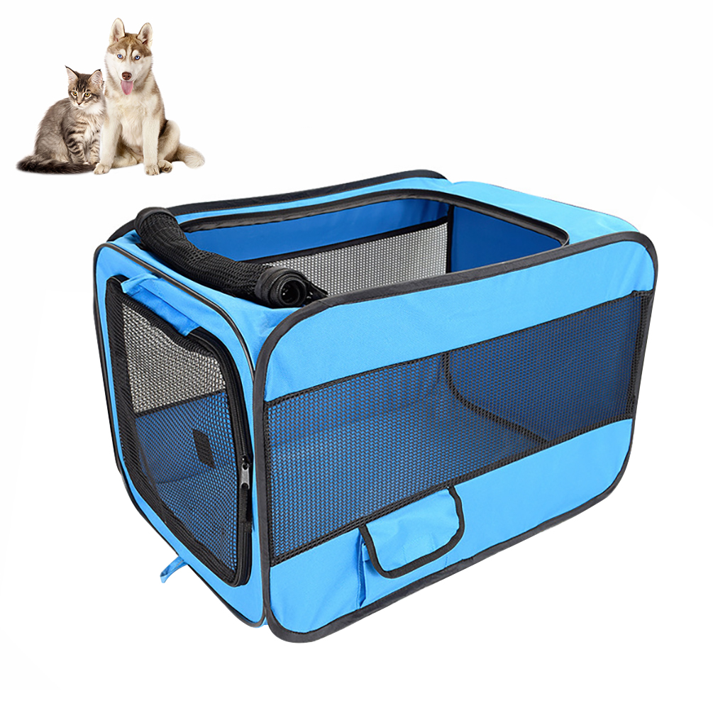 Small Dog Car Travel Carrier