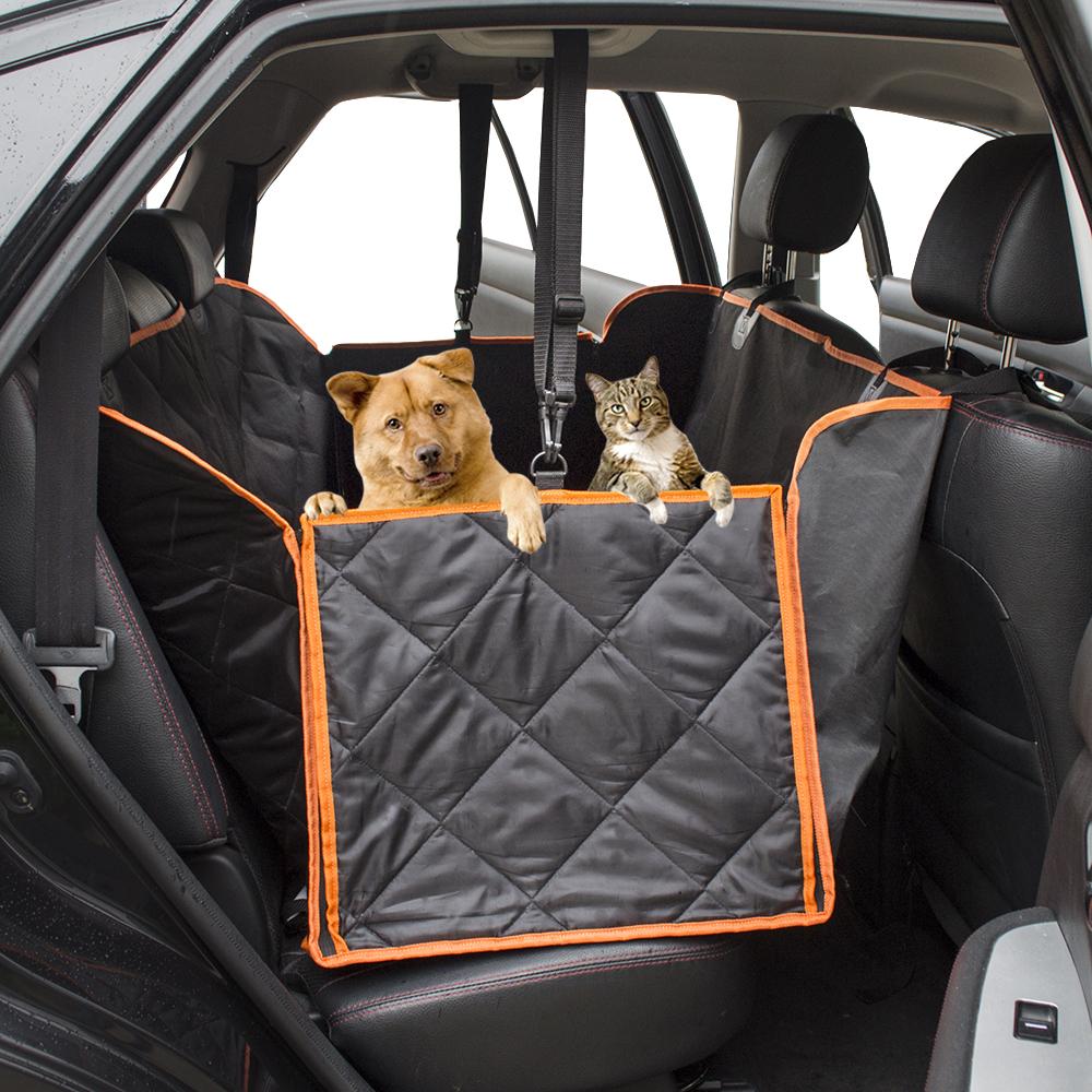 No Slip Pet Car Seat Cover