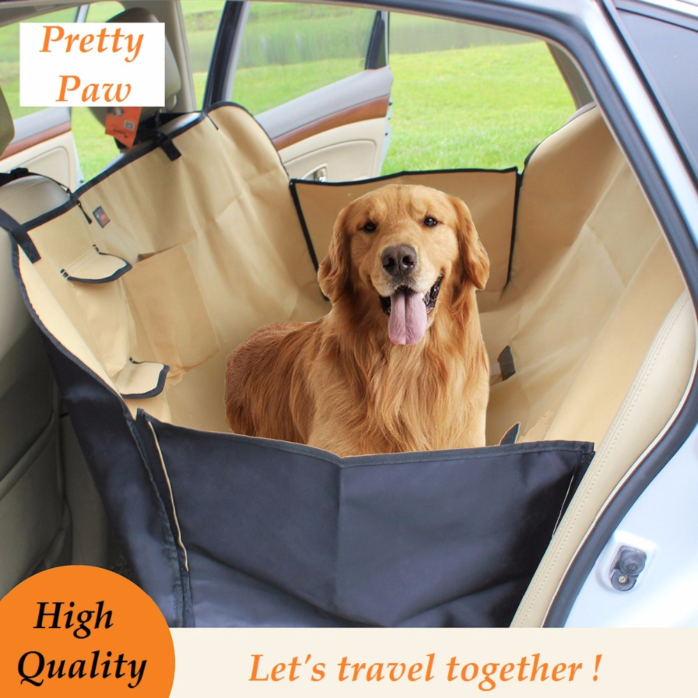 suvs pet car cars front trucks foldable single for waterproof all cover itm mats seat dog outad hammock black nonslip